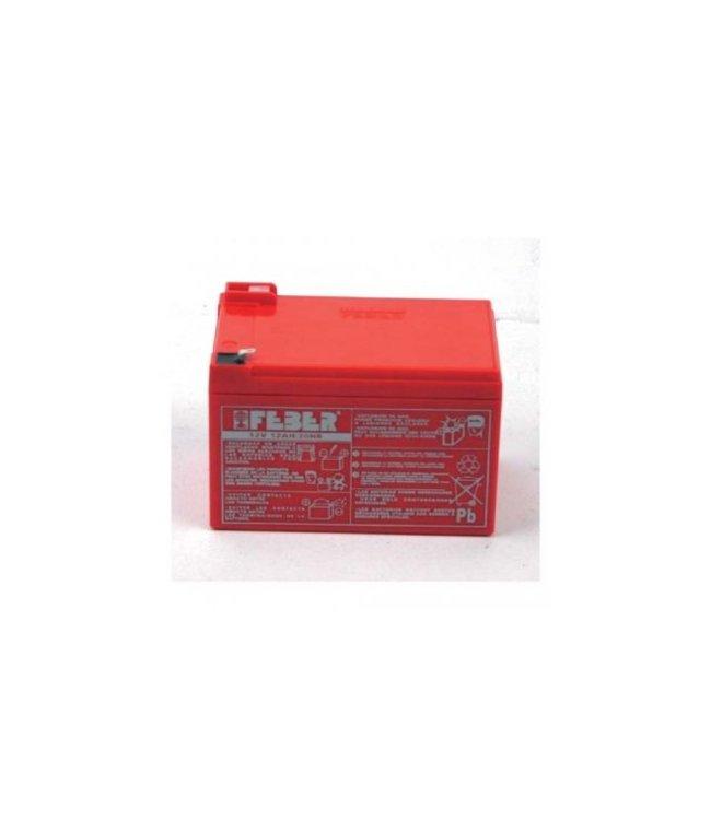 Feber Feber Batterij voor 12V Accuvoertuigen 10Ah