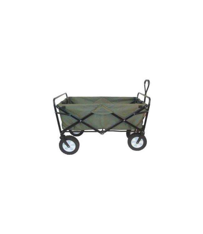 Basic Opvouwbare Bolderwagen Groen