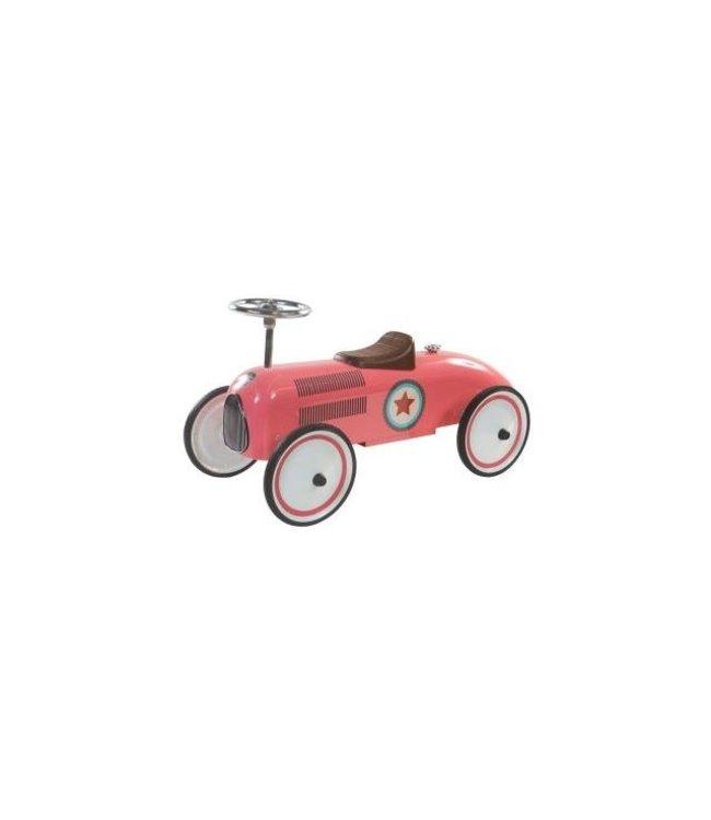 Retro Roller Retro Roller Lara Loopauto roze