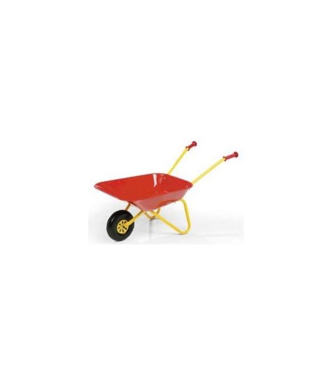 Rolly Toys Metalen Kruiwagen Rood