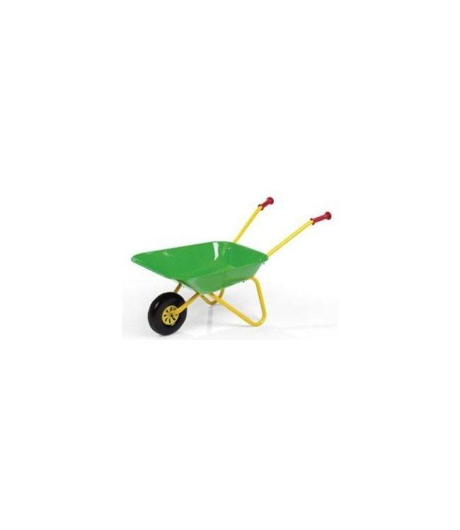 Rolly Toys Rolly Toys Metalen Kruiwagen Groen