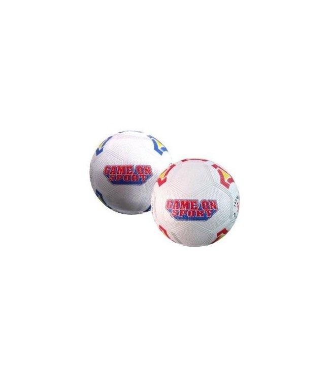 Game On Sport Game On Sport Rubber Bal Onopgeblazen 420gr