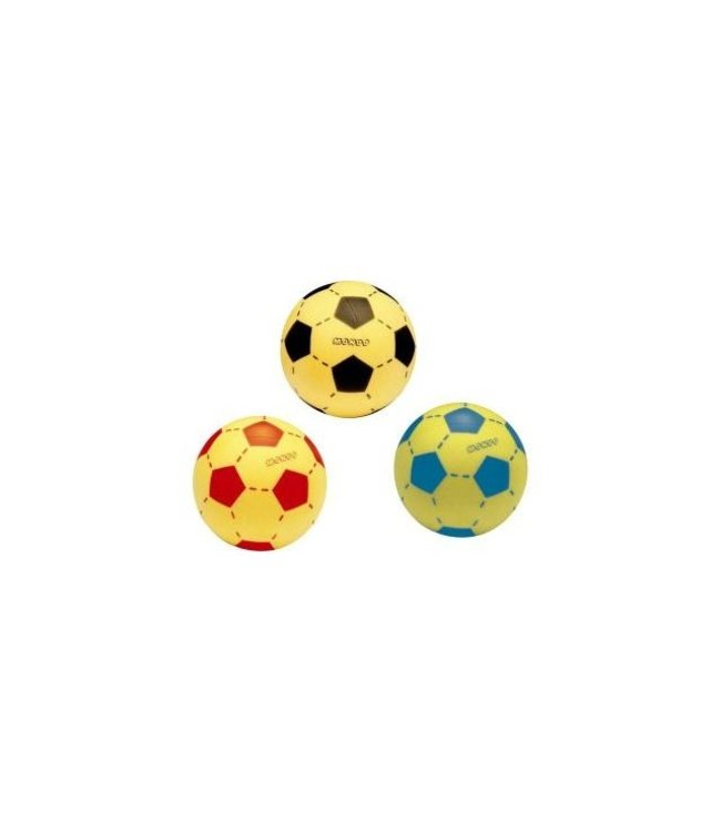 Basic Soft Voetbal 20cm Assorti