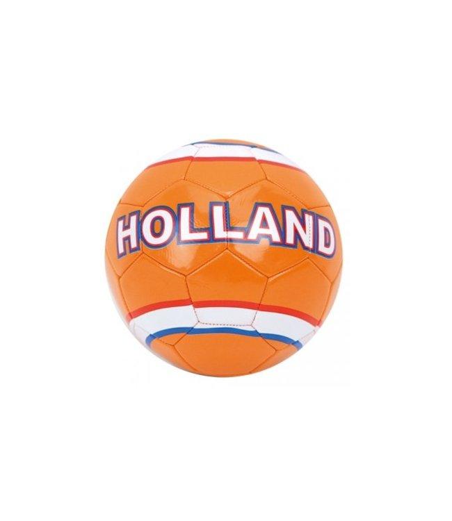 Basic Voetbal Holland, Maat 5, 22 cm, 400 Gram