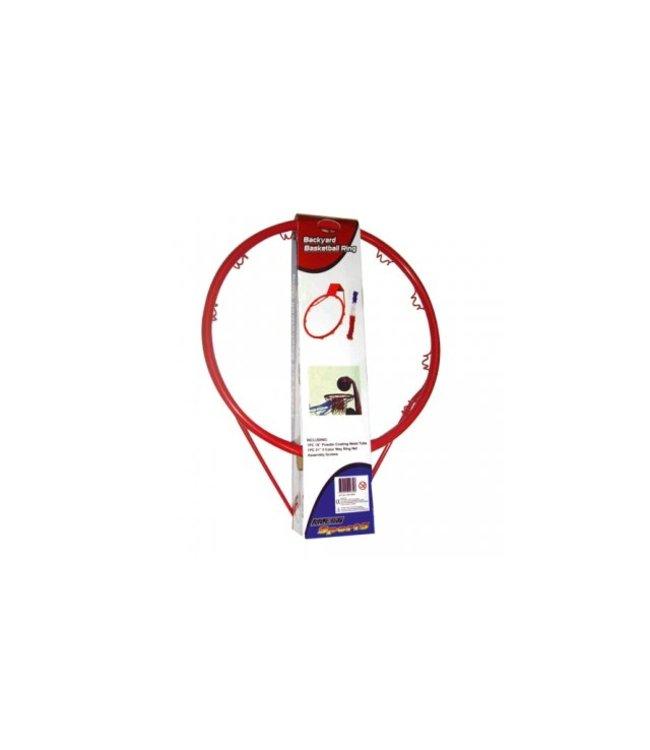 Basic Basketbal Ring met Net