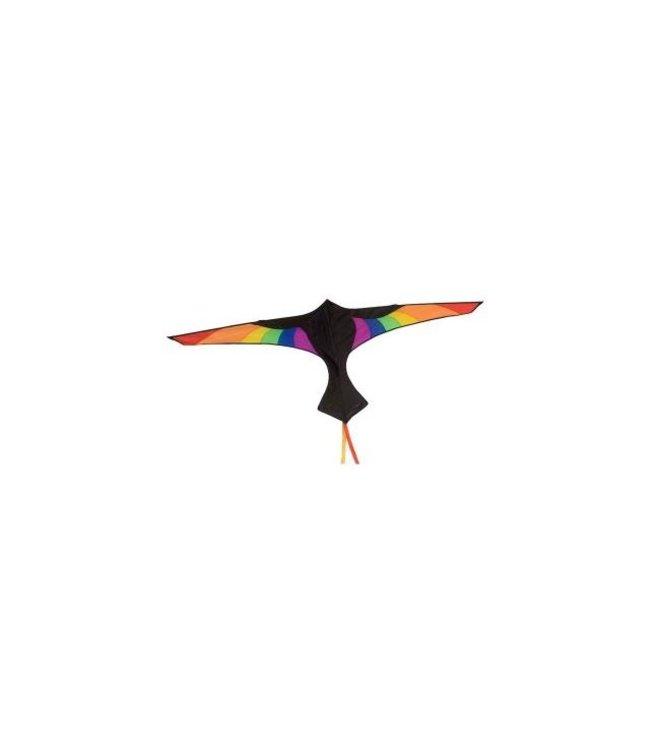 Rhombus Rhombus Falcon Rainbow Vlieger 180x72cm