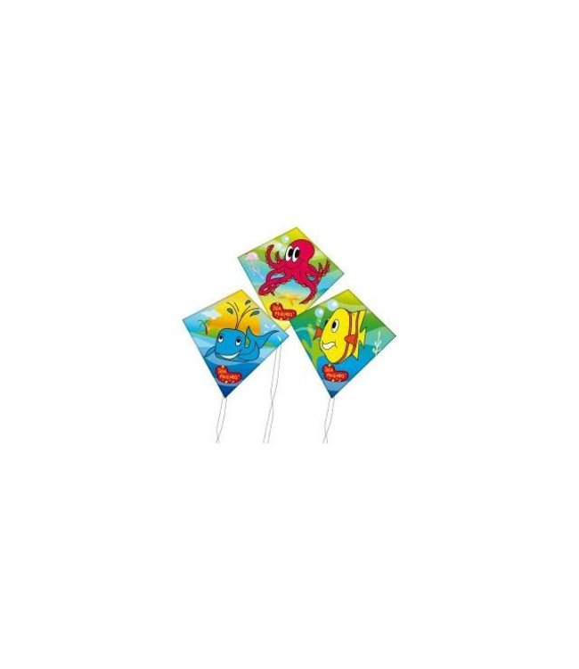 Summertime Summertime Rhombus Seafriends Kindervlieger