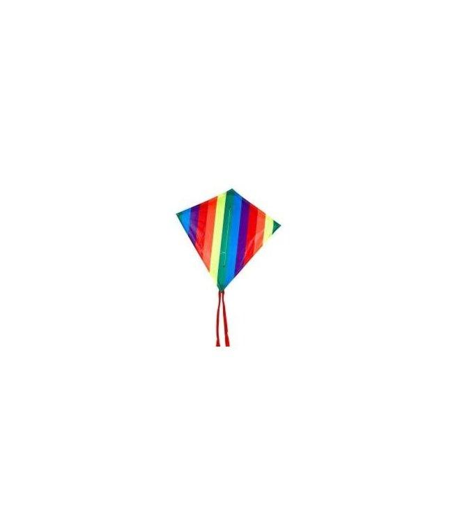 Rhombus Rhombus Rainbow Junior Diamond Stuntkite 65x65cm
