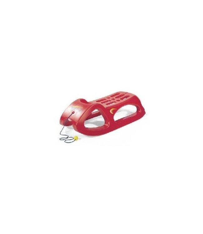 Rolly Toys 200122 RollySnow Cruiser Slee Rood