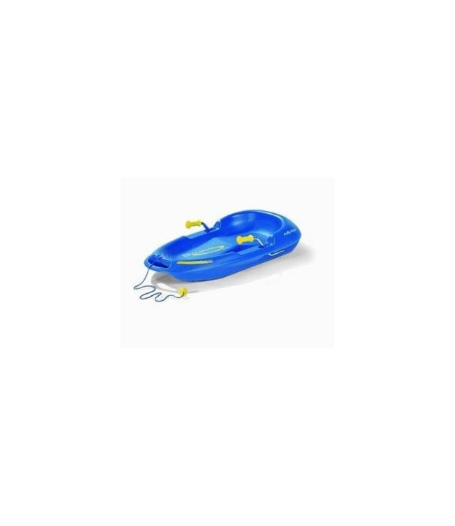 Rolly Toys 200283 RollySnow Max Slee Blauw