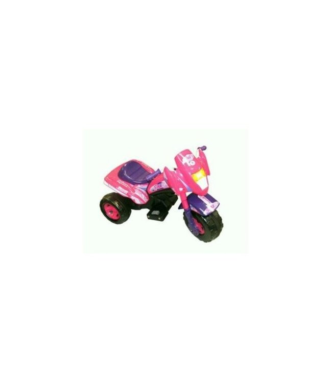 Injusa Injusa 6702 Elektrische Tribike Space Girl 6V