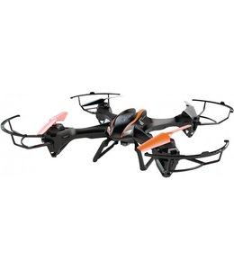 Denver Denver DV-DCH-600 RC Drone Radiofrequentie 720p Camera Zwart/Oranje