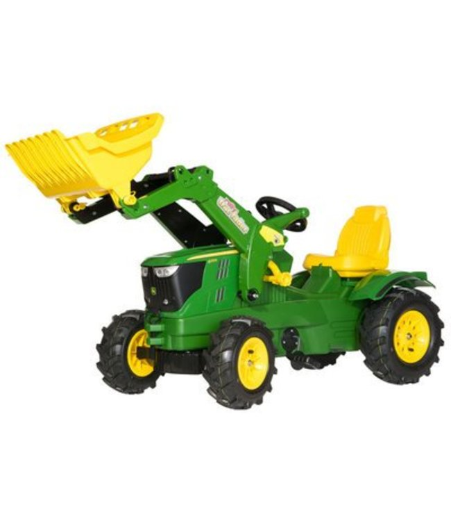 Rolly Toys Rolly Toys RollyFarmtrac John Deere Traptractor met Lader