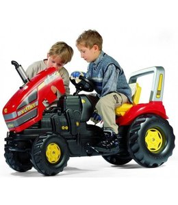 Rolly Toys Rolly Toys RollyX-Trac Traptractor met Rem en Versnellingen