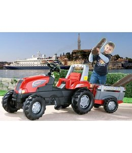 Rolly Toys Traptractor met Aanhanger RollyJunior RT