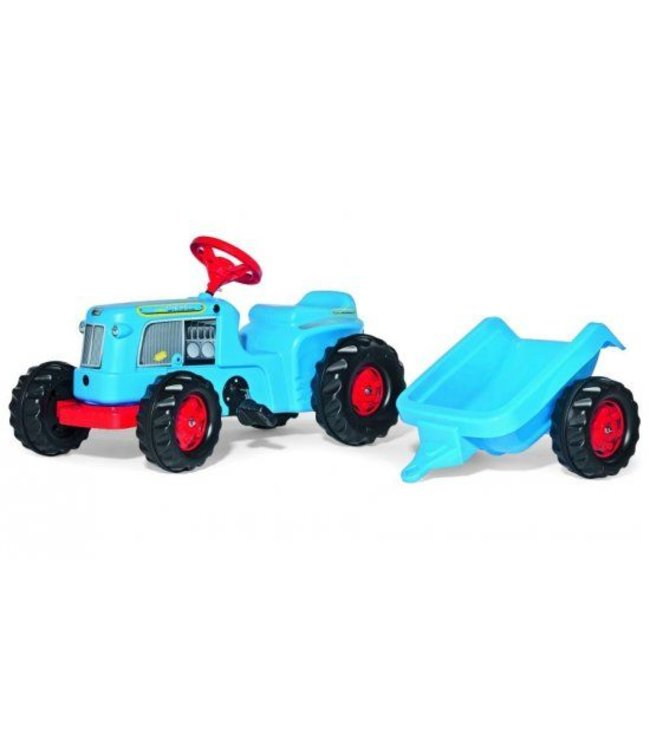 Rolly Toys RollyKiddy Classic met Aanhanger