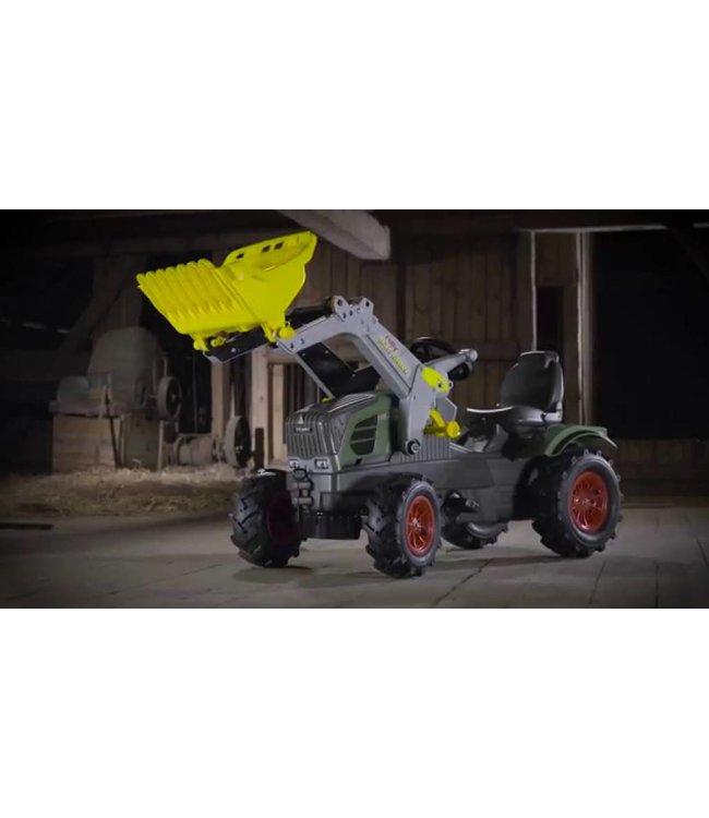 Rolly Toys Traptractor met lader en luchtbanden RollyFarmtrac Fendt 211 Vario