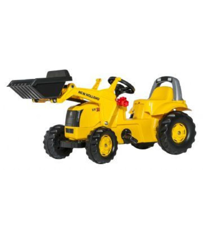 Rolly Toys RollyKid W190C New Holland Construction met Lader