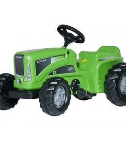 Rolly Toys RollyKiddy Futura Tractor met Aanhanger
