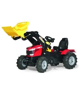 Rolly Toys Tractor met Lader en Luchtbanden RollyFarmtrac MF8650