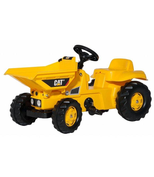 Rolly Toys RollyDumperKid CAT Tractor met Kiepbak