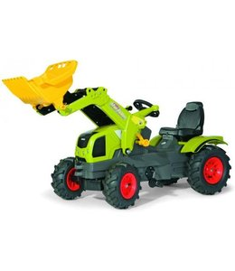 Rolly Toys Rolly Toys RollyFarmtrac Claas Axos 340 Traptractor met Lader en Luchtbanden