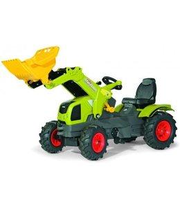 Rolly Toys RollyFarmtrac Claas Axos 340 Traptractor met Lader en Luchtbanden