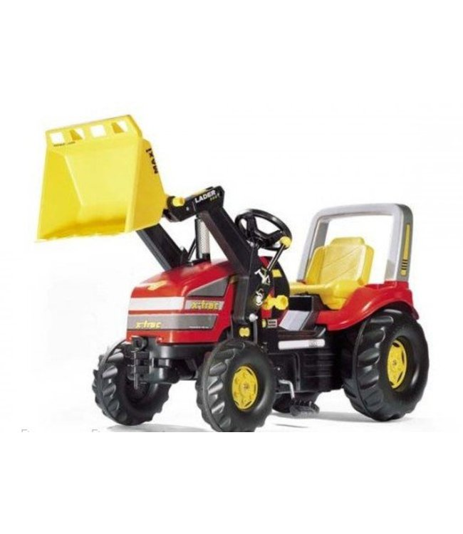 Rolly Toys RollyX-Trac Tractor met Lader