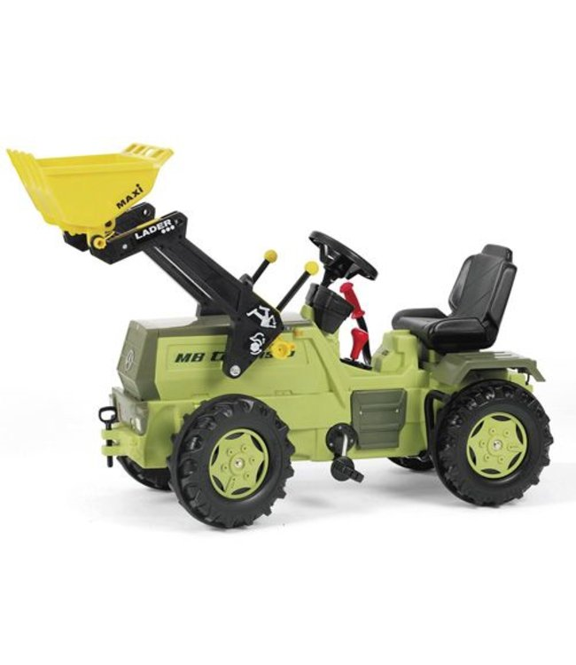 Rolly Toys RollyFarmtrac Traptractor met Lader MB-Trac 1500