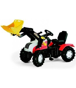 Rolly Toys RollyFarmtrac Tractor met Lader Steyr CVT6225