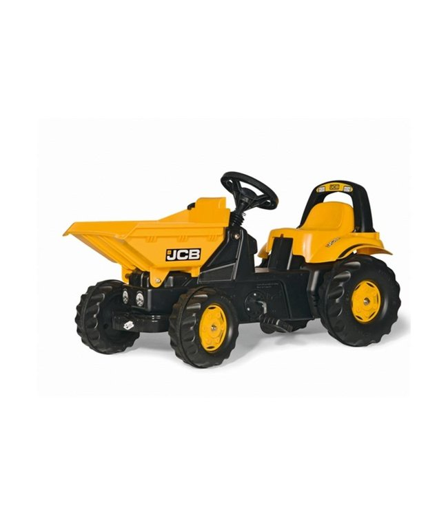 Rolly Toys RollyDumperKid JCB Tractor met Kiepbak