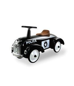 Retro Roller Retro Roller Speedster Bobby Politiewagen