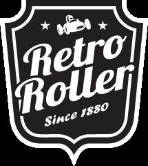 Retro Roller logo
