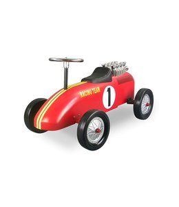 Retro Roller Retro Roller Racing Team Niki Rood