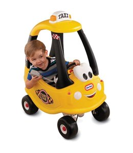 Little Tikes Little Tikes Loopauto Cozy Coupe Taxi