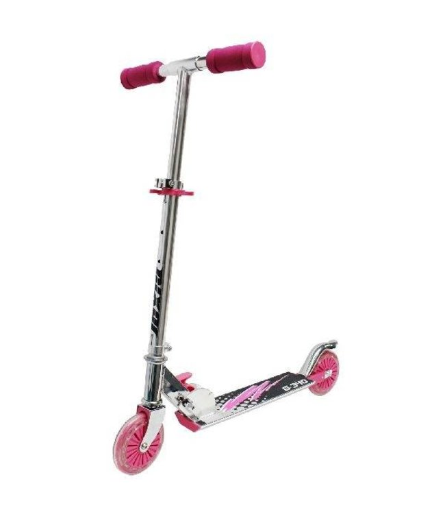 Nixor Nixor G-340 Scooter 120mm Roze