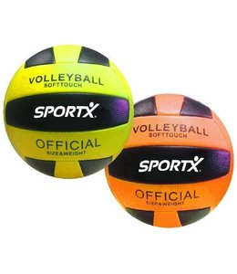 SportX SportX Volleybal 260-280gr Assorti