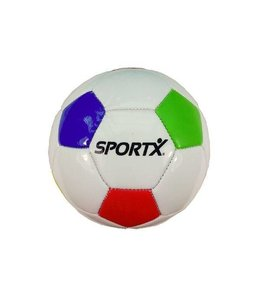 SportX SportX Mini Bal Multi Color 14cm