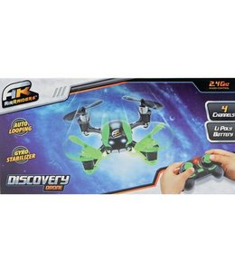 Air Raiders Drones Air Riders Discovery Drone Quadrocopter 2.4 Ghz.