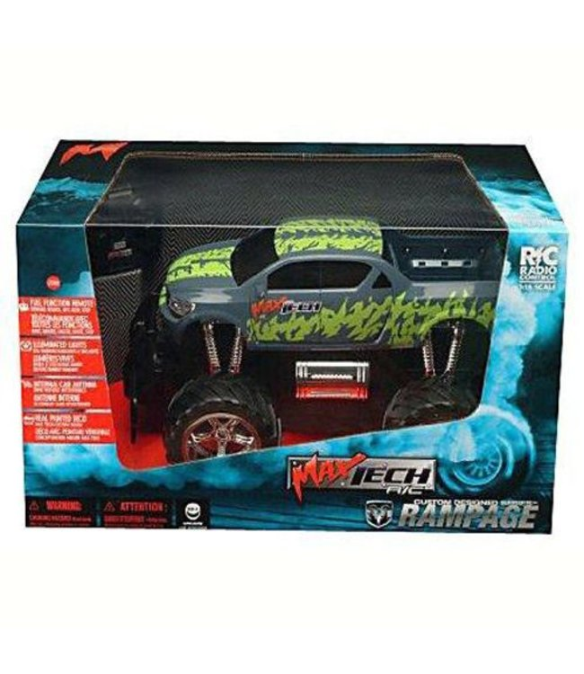 Basic Max Tech  RC Rampage Offroad Auto 1:15