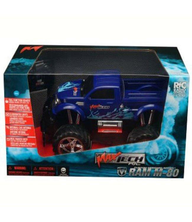 Basic RC Auto MaxTech Ram M80 1:15