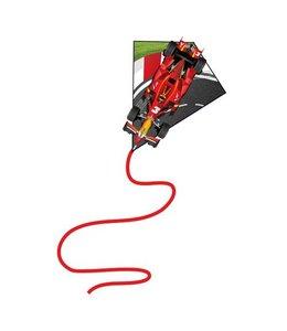 Basic Vlieger Raceauto 65x55 cm