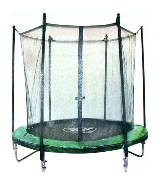 Jumpline Jumpline Trampoline + Veiligheidsnet 180 cm