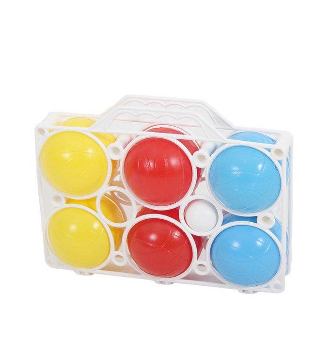 Basic Jeu De Boules 6 Ballen In Houder