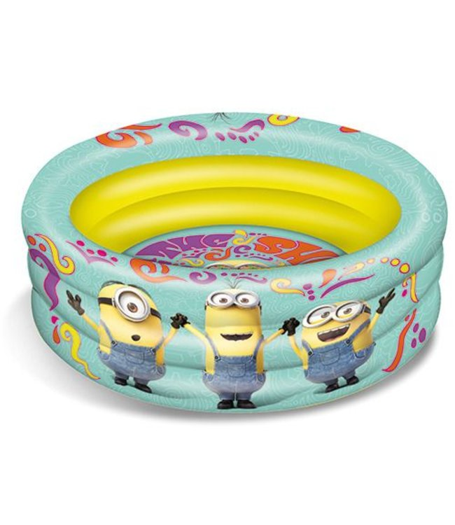 Minions Minions 3-Rings Zwembad 100 cm