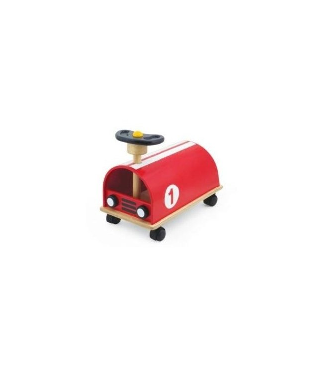 Pintoy Pintoy P13520 My Red Racer Loopauto Rood
