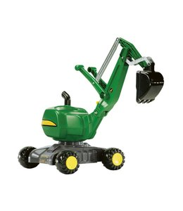Rolly Toys RollyDigger John Deere Graafmachine