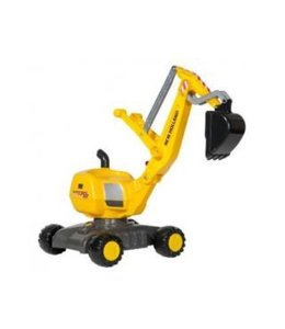Rolly Toys RollyDigger WE170 Pro New Holland Construction Graafmachine