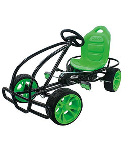 Basic Skelter Blizzard Go Kart Green