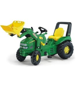 Rolly Toys RollyX-Trac John Deere Tractor met Lader